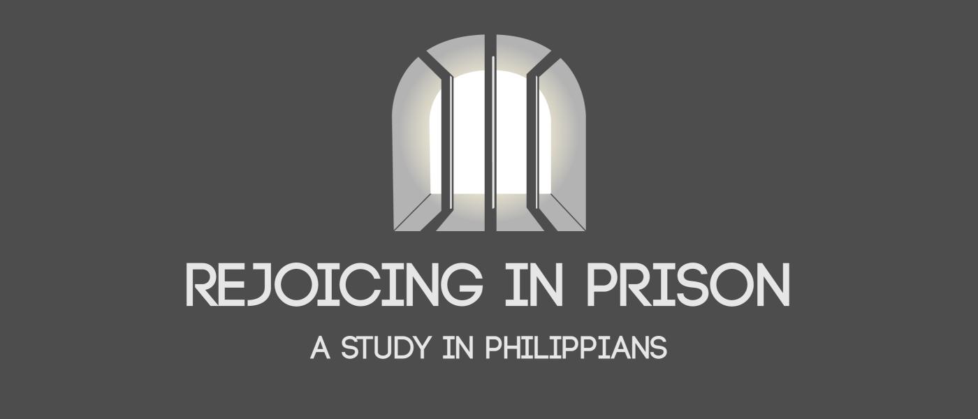 Rejoicing in Prison