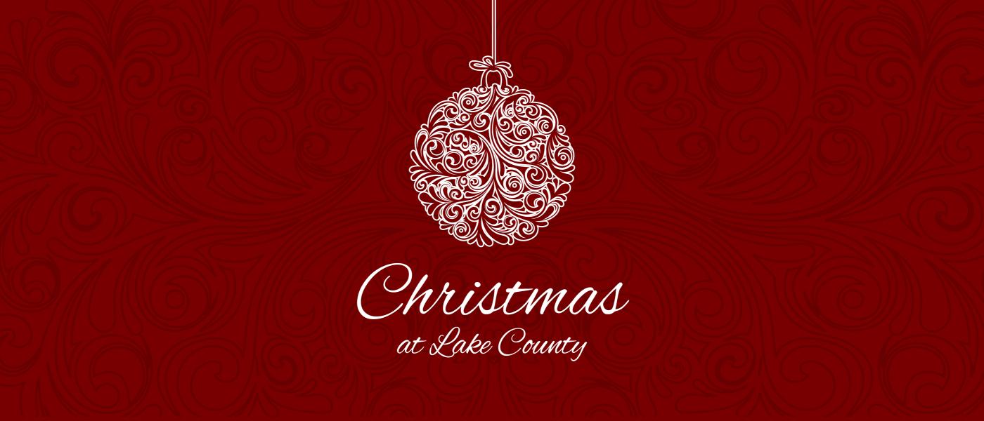Christmas at Lake County
