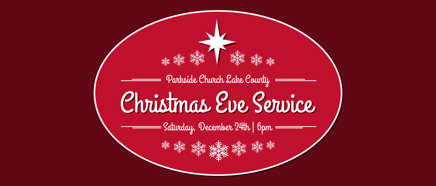 Christmas Eve Service - Dec 24 2016 6:00 PM